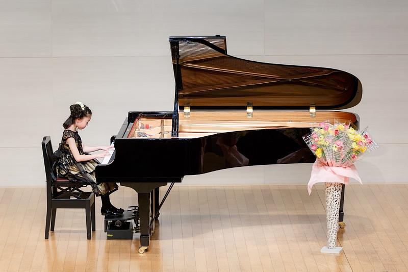 ピアノ発表会全景写真