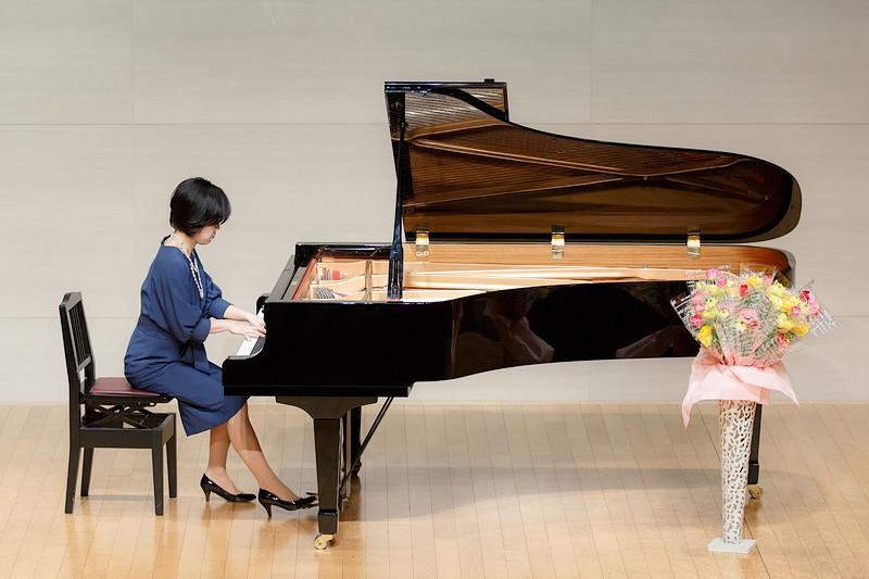 ピアノ発表会の出張撮影